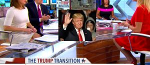 Liberal Media Already Blaming Trump for Obama's Failure