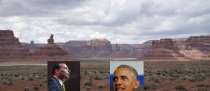 Senator to Fight Obama's Utah Land Grab