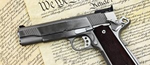 Constitutional Amendment to Block Gun Control