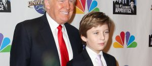 Outrage over Tweet of Barron Trump Being Serial Killer Growing