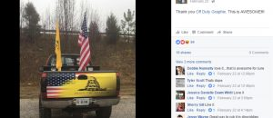 Student Ordered by School to Remove American Flag from His Truck