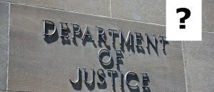 FLASH: Guess Who Could Lead DOJ Civil Division?